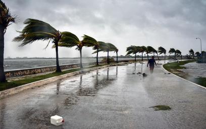 Potęga huraganu Irma. Nagrano niszczycielską siłę