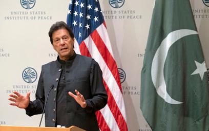"""Premier Pakistanu nazwał bin Ladena """"męczennikiem"""""""