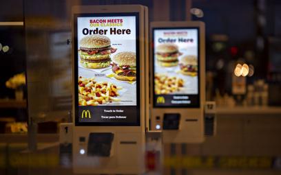 McDonald`s kupuje startupy, by zrewolucjonizować sprzedaż big maca