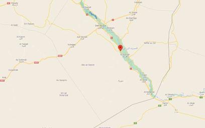 Syria: Niezidentyfikowany samolot zaatakował bazę irańskich milicji
