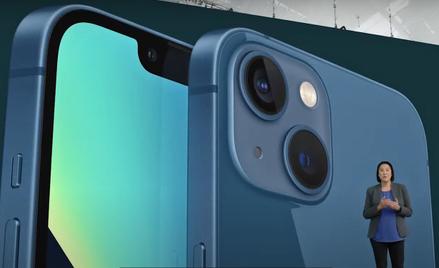 Prezentacja iPhone`a 13