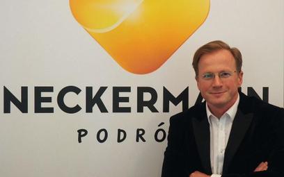 Maciej Nykiel kieruje polskim Neckermannem od maja tego roku