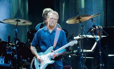 Eric Clapton zagra jesienią w Ameryce, a w Europie w 2022 r