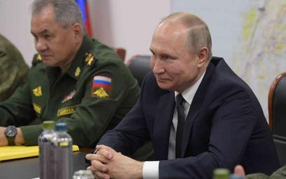 Minister obrony Rosji zapowiada budowę nowoczesnej floty