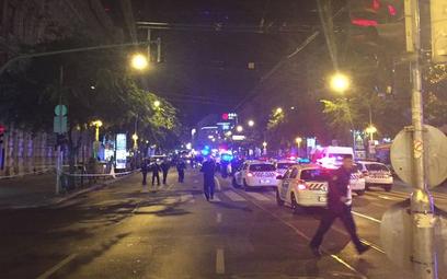 Silny wybuch w centrum Budapesztu. Są ranni
