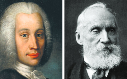 Anders Celsjusz (1701–1744) i William Thomson, lord Kelvin (1824–1907)