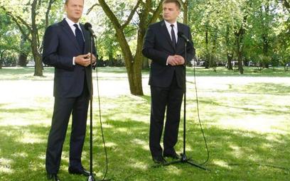 Donald Tusk powołał Bartosza Arłukowicza na funkcję pełnomocnika ds. wykluczenia w maju. W tej kaden