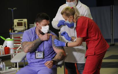 Koronawirus w Polsce: Ile osób zaszczepiono na COVID-19 21 stycznia?