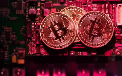 Bitcoin zanurkował po weekendowym rajdzie