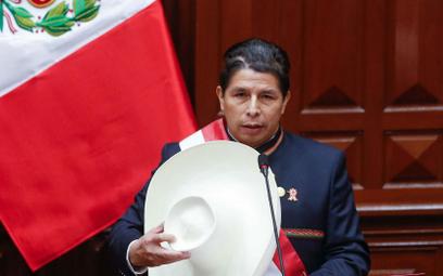 Członek marksistowskiej partii premierem Peru