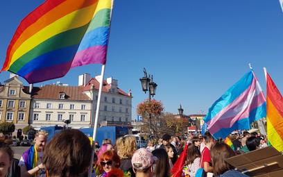 Prezydent Lublina: Musiałem zakazać Marszu Równości