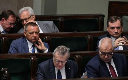 Marian Banaś został powołany na prezesa NIK w sierpniu 2019 r. przez większość parlamentarną PiS