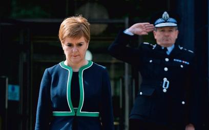 We wtorek pierwsza minister Szkocji Nicola Sturegon ma ogłosić delikatne poluzowanie. Dozwolona będz