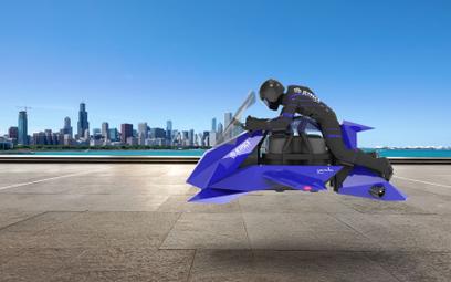 Jetpack Aviation: Poczuj się jak w Gwiezdnych Wojnach