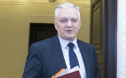 Jarosław Gowin wskazał najgroźniejszego rywala dla Andrzeja Dudy