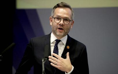 Minister ds. europejskich Niemiec Michael Roth