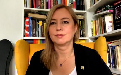 Hanna Gill-Piątek, posłanka Polski 2050