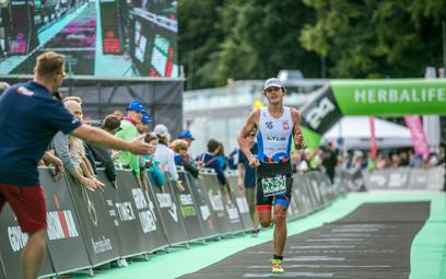 Łukasz Lis: w triathlonie trzy równa się jeden