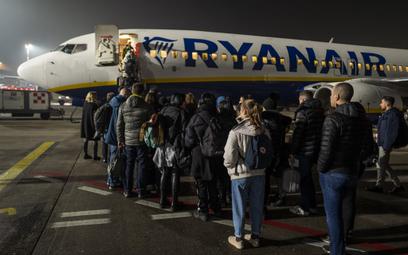 Ryanair: Polacy kupili setki tysięcy biletów