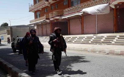 Afganistan: USA ewakuują personel z ambasady w Kabulu