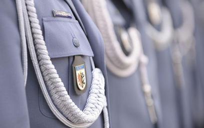 Policjant z wykroczeniem