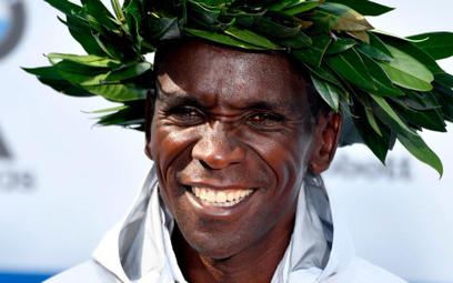 Nowy rekord świata w maratonie: Blisko niemożliwego
