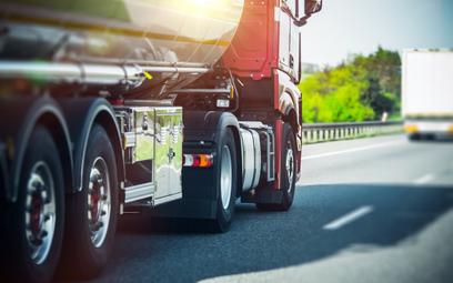Dwutlenkiem węgla w ciężarówki