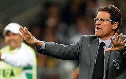 Piłkarzom nie podoba się dyscyplina wprowadzona przez Fabio Capello