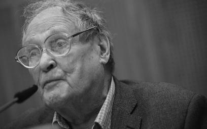 Zmarł Siergiej Kowalow, rosyjski obrońca praw człowieka