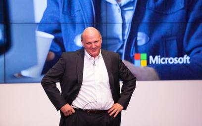 Thompson: szefa Microsoftu poznamy w przyszłym roku
