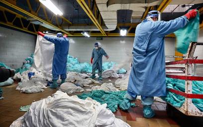 WHO: Są kraje, gdzie co trzeci zakażony to pracownik ochrony zdrowia