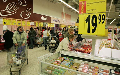 Inflacja przyśpieszyła w kwietniu do 4,5 proc.