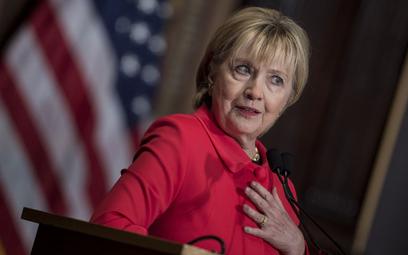Współpracownik Clinton: Może znów rywalizować z Trumpem