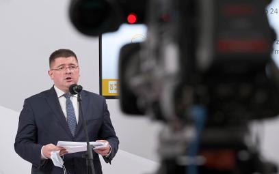 Rzymkowski: USA nie będą robić afrontu z powodu jakiejś maleńkiej spółeczki