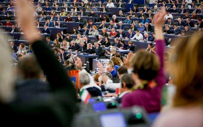 W Parlamencie Europejskim odbędzie się debata o praworządności w Polsce