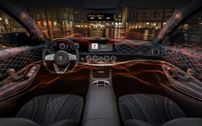 Dźwięk bez głośników. Rewolucja samochodowych systemów audio.