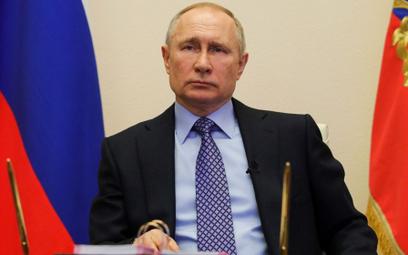 Rosjanie do końca kwietnia nie pójdą do pracy