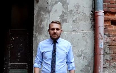 Rzecznik sztabu Patryka Jakiego przegrał w trybie wyborczym