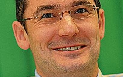 Michał Handzlik był prezesem Getin Banku