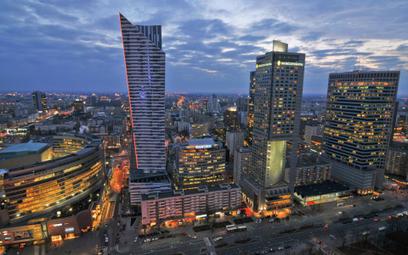 Warszawa znowu w siódmej lidze
