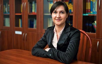 Dorota Dąbrowska, prawnik, Kancelaria Ożóg i Wspólnicy