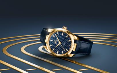 Omega Seamaster Aqua Terra Tokyo 2020: olimpijskie złoto
