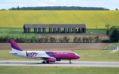 Wizz Air otwiera bazy w Dortmundzie i Petersburgu