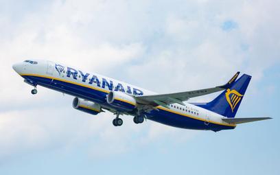 Więcej letnich lotów Ryanaira z Polski do Kijowa