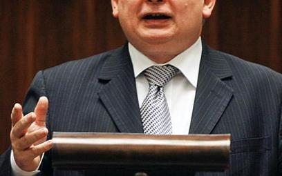 Kaczyński: wracają lata 90.
