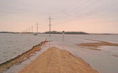 ZUS pomaga powodzianom