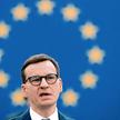 Mateusz Morawiecki zaostrza retorykę wobec UE