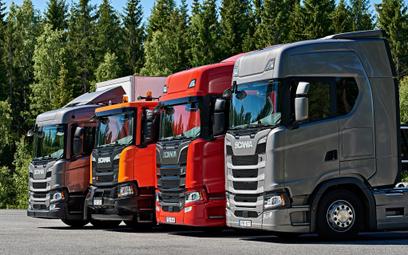 Świetna sprzedaż ciężarówek w lipcu