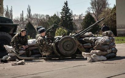 Codzienna wojna w Donbasie