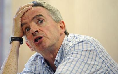 Michael O'Leary, prezes Ryanaira